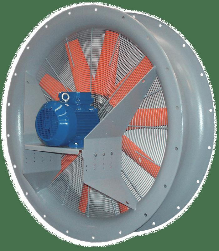 ventilateur axial AC-B