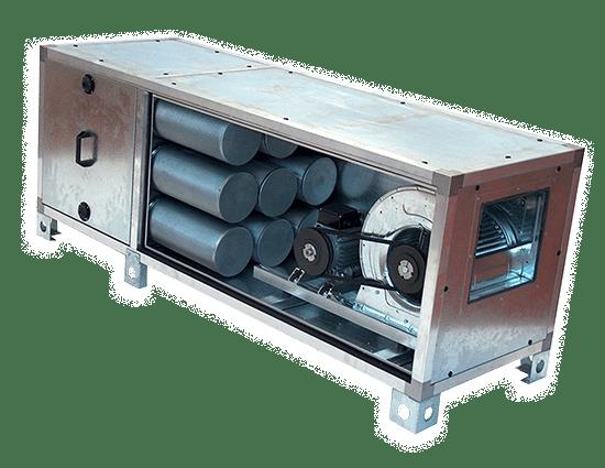 CTA unite de filtration BOX-CA