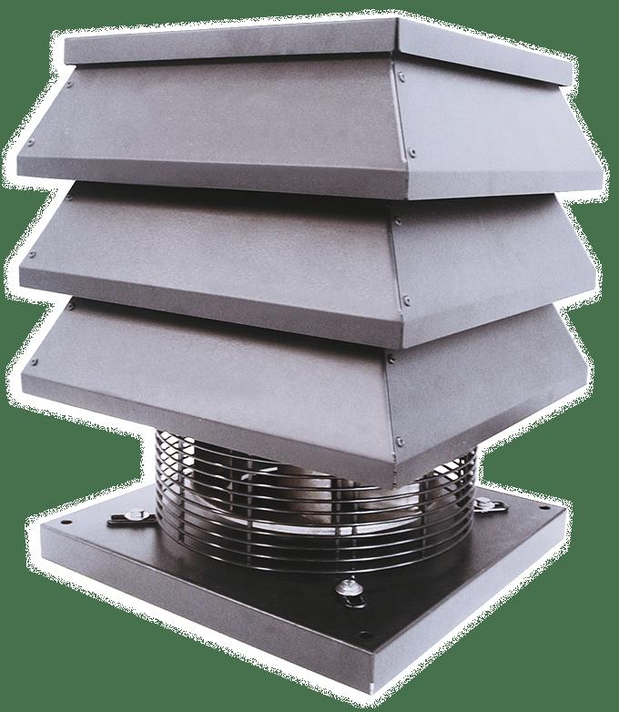 extracteur de toit TIRAFUMO