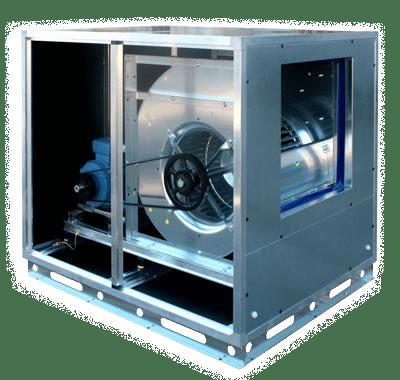 caisson ventilateur BOX-T