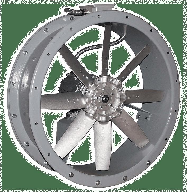 ventilateur axial CC-SHT