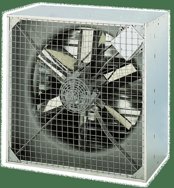 ventilateur axial ZOO