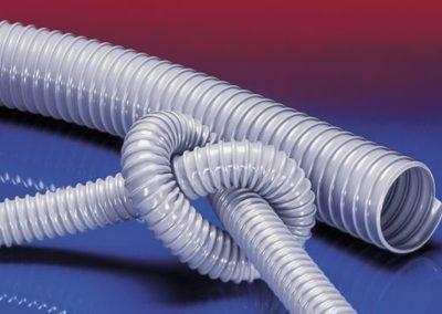 Gaine flexible en polychlorure de vinyle PVC 341