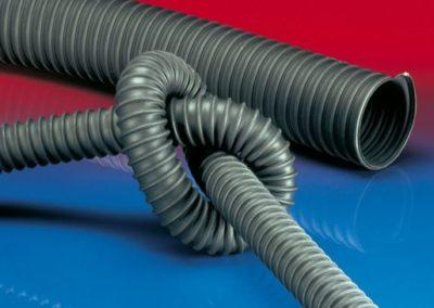 Gaine flexible en élastomère thermoplastique Antistatique TPE 363