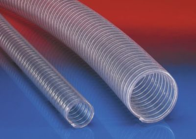 Gaine flexible polychlorure de vinyle PVC 381 FOOD