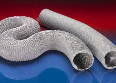 Gaine flexible en polychlorure de vinyle PVC 371