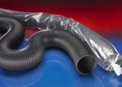 Gaine flexible en élastomère thermoplastique Antistatique TPE 320 AS